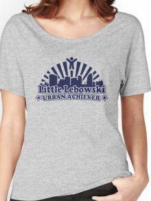 Little Lebowski Urban Achiever Women's Relaxed Fit T-Shirt