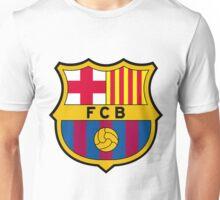 Barcelona FC Logo Unisex T-Shirt