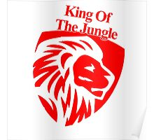 KING of The Jungle! Poster