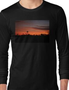 El Arish Sunrise Long Sleeve T-Shirt