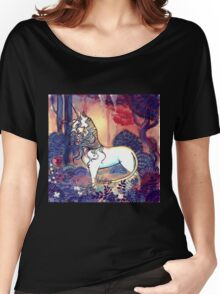The last Unicorn Women's Relaxed Fit T-Shirt