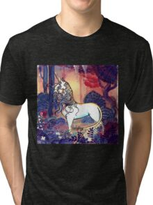 The last Unicorn Tri-blend T-Shirt