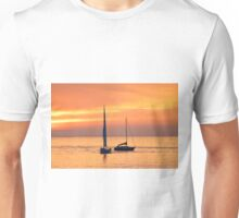 encontro. meeting point. Unisex T-Shirt