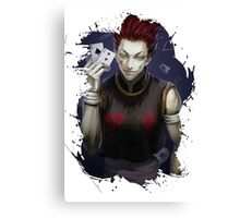 Hunter x Hunter- Hisoka Canvas Print