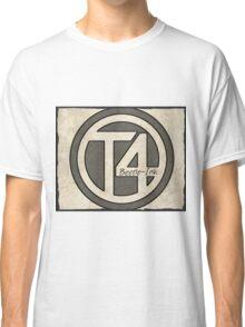 T4 Logo Classic T-Shirt