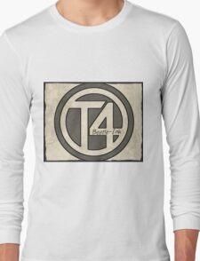 T4 Logo Long Sleeve T-Shirt