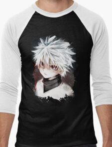 Hunter x Hunter-Killua Zoldyck Men's Baseball ¾ T-Shirt