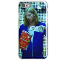 Sticky Fingers - Funny Seamus iPhone Case/Skin