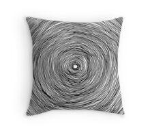 Hole Throw Pillow