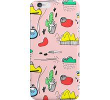 Cactus Mountain iPhone Case/Skin