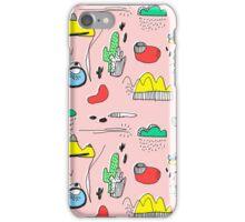 Cactus Mountain iPhone Case/Skin