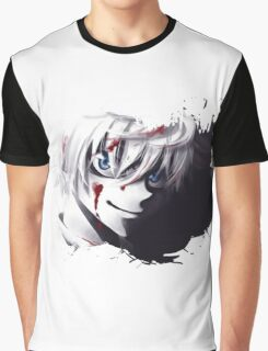 Hunter x Hunter-Killua Zoldyck Graphic T-Shirt