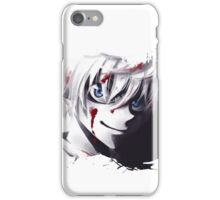 Hunter x Hunter-Killua Zoldyck iPhone Case/Skin
