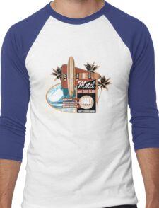 surf motel Men's Baseball ¾ T-Shirt