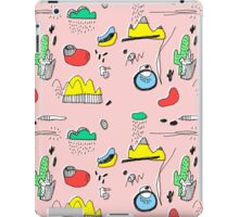 Cactus Mountain iPad Case/Skin
