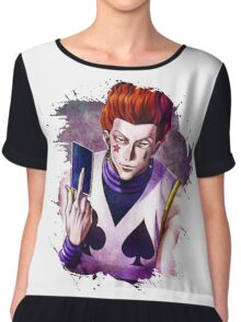 Hunter x Hunter- Hisoka Chiffon Top