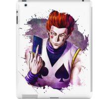 Hunter x Hunter- Hisoka iPad Case/Skin
