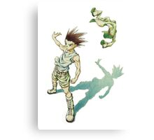 Hunter x Hunter-Gon Freecss Canvas Print