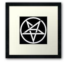 Anthrax Framed Print