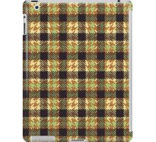 Retro Plaid Pattern iPad Case/Skin