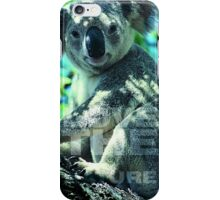 Love the nature KOALA iPhone Case/Skin