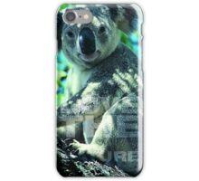Love the nature KOALA iPhone Case/Skin