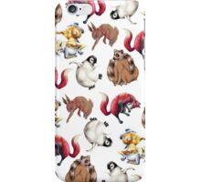 Dancing Animals iPhone Case/Skin
