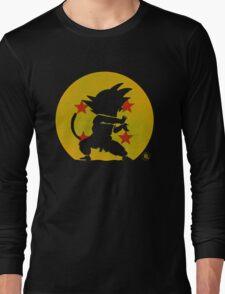 Kamehameha v2 Long Sleeve T-Shirt