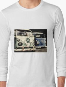 On the Buses Long Sleeve T-Shirt