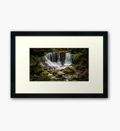The Horseshoe Falls Framed Print