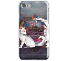 Into the Fox hole iPhone Case/Skin