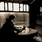 Stranger on a Train by relayer51