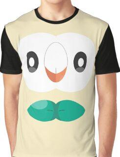 Grass Quill Monster Graphic T-Shirt