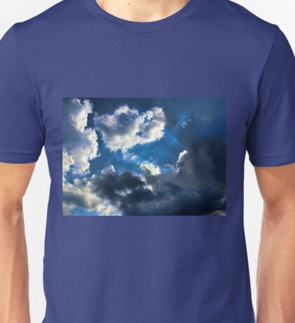 Cloud 20130718-10 Unisex T-Shirt