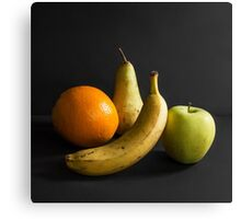 Fruit Still Life III Canvas Print