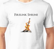 Firelink Shrine Unisex T-Shirt