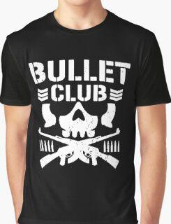 Bullet Club New Japan Pro Wrestling Graphic T-Shirt