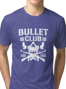Bullet Club New Japan Pro Wrestling Tri-blend T-Shirt