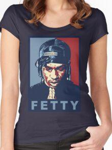 fetty wap Women's Fitted Scoop T-Shirt