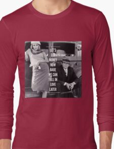 Bonnie and Clyde Long Sleeve T-Shirt