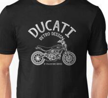 Ducati Retro Design Unisex T-Shirt
