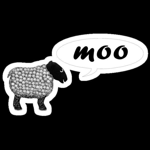 Moo by BlaizerB