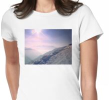 Verbier 3 Womens Fitted T-Shirt