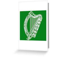 Ireland Football Team Greeting Card