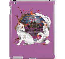 Into the Fox hole iPad Case/Skin