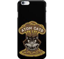 Atom Cats iPhone Case/Skin