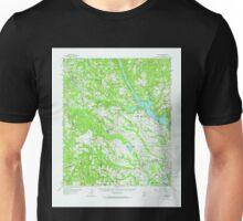 USGS TOPO Map Alabama AL Elmore 305560 1959 62500 Unisex T-Shirt