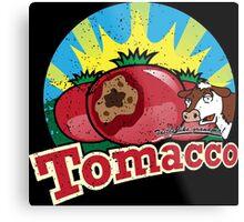 TOMACCO SIMPSONS Metal Print