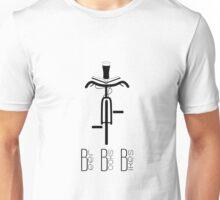 BBB - Beer Books Bikes Unisex T-Shirt