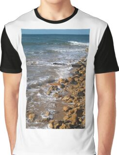 mother nature washing her rocks  Graphic T-Shirt